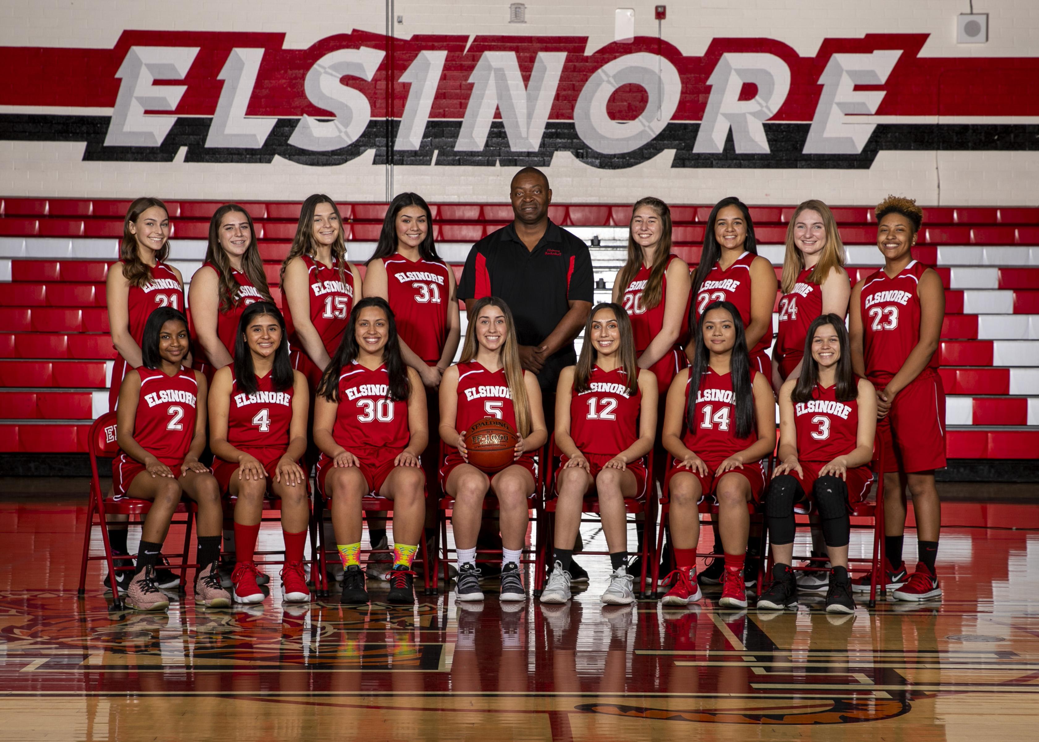 14x10 Varsity Girls Basketball