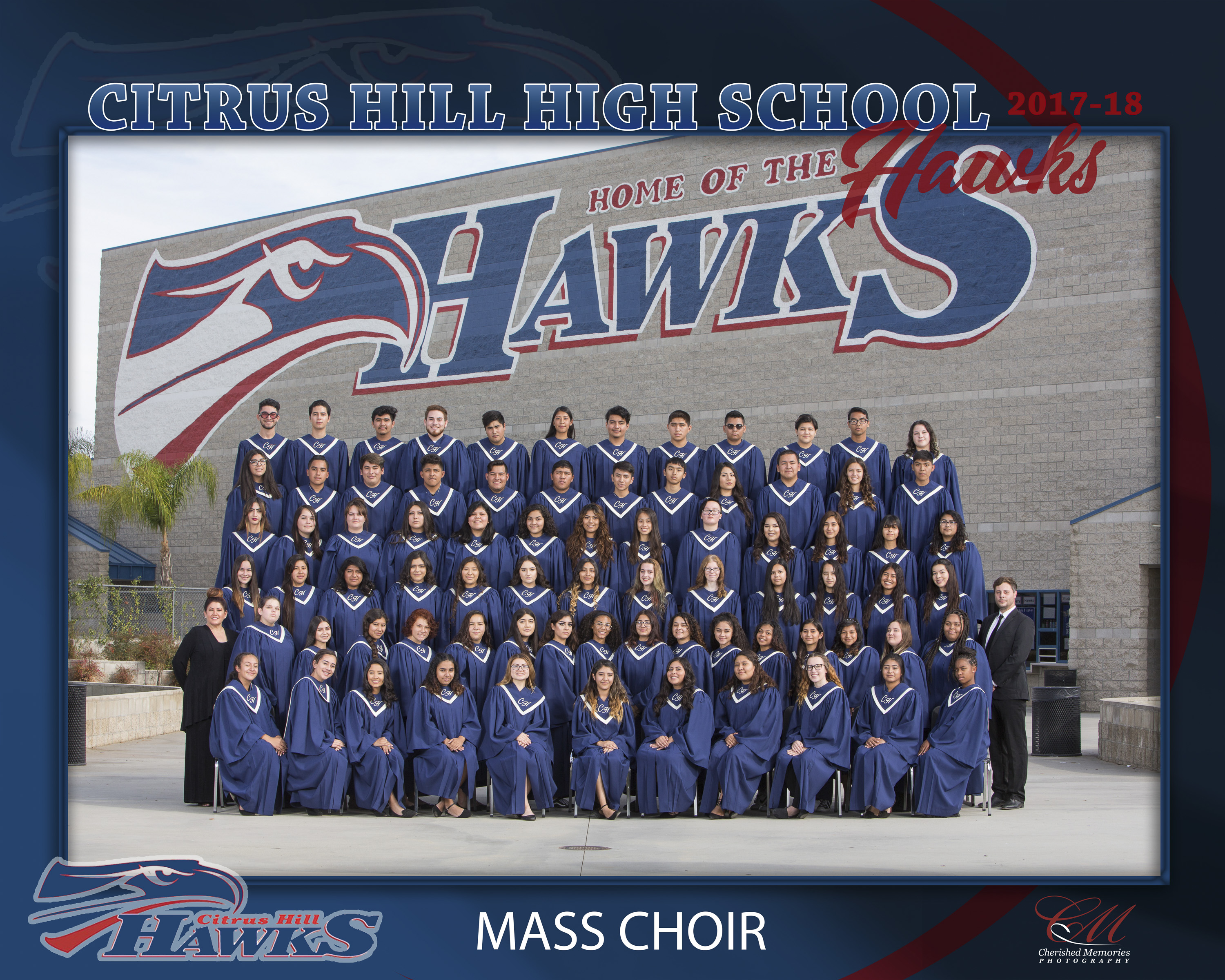 16x20 Mass Choir